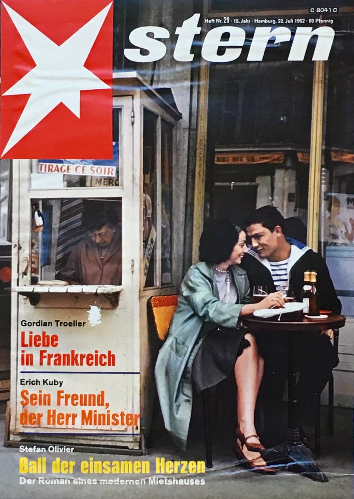 Liebe in Frankreich IV