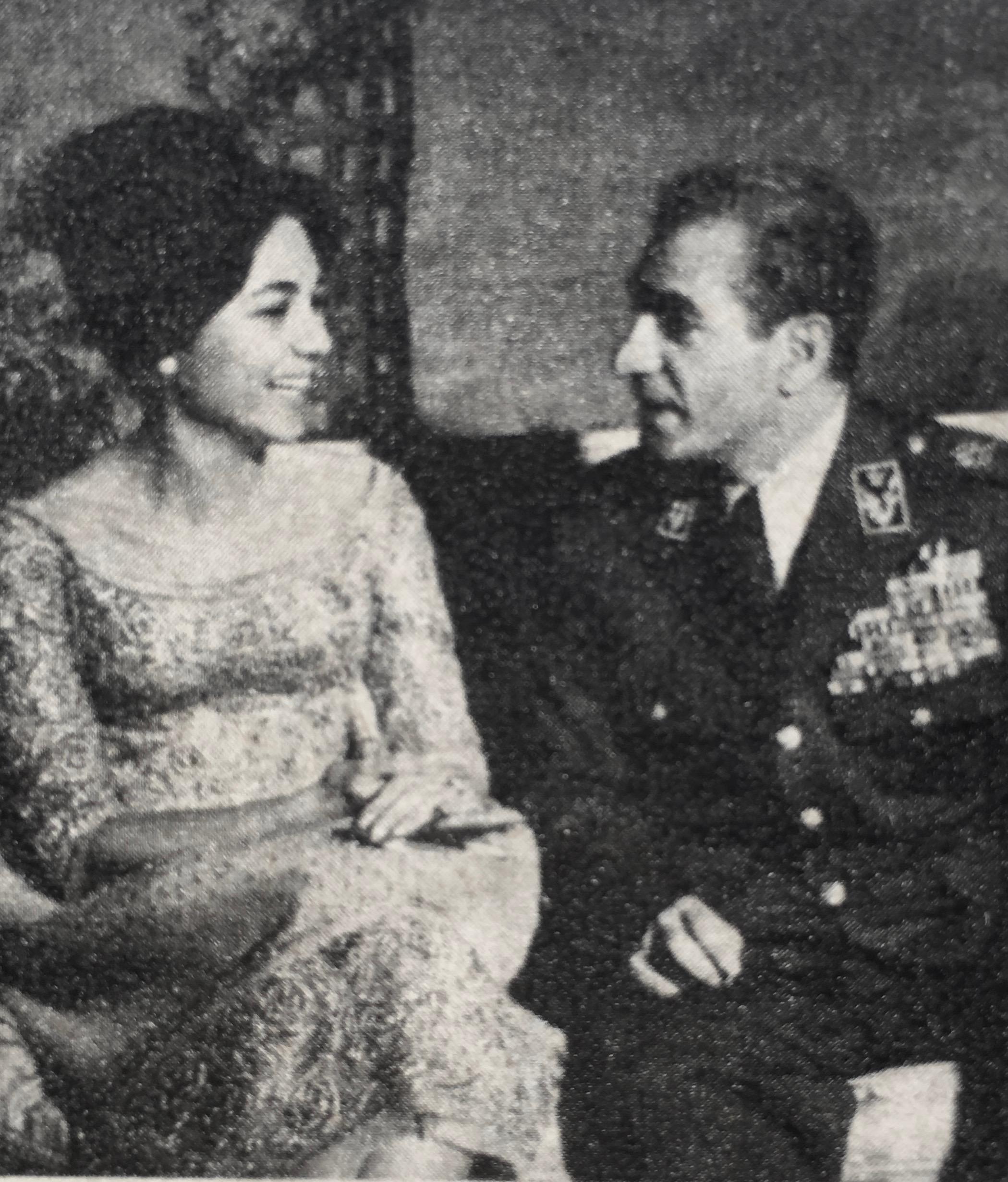 Verlobung in Teheran