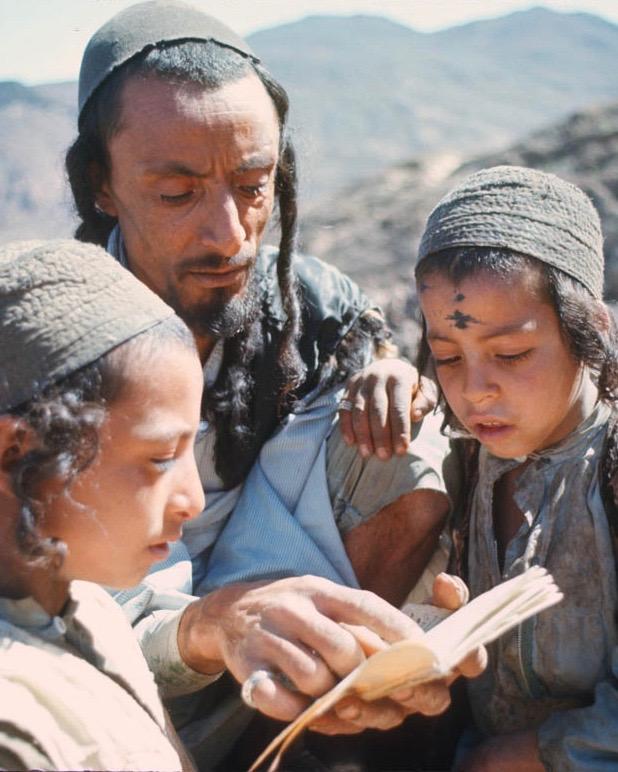 Juifs au Yémen du Nord