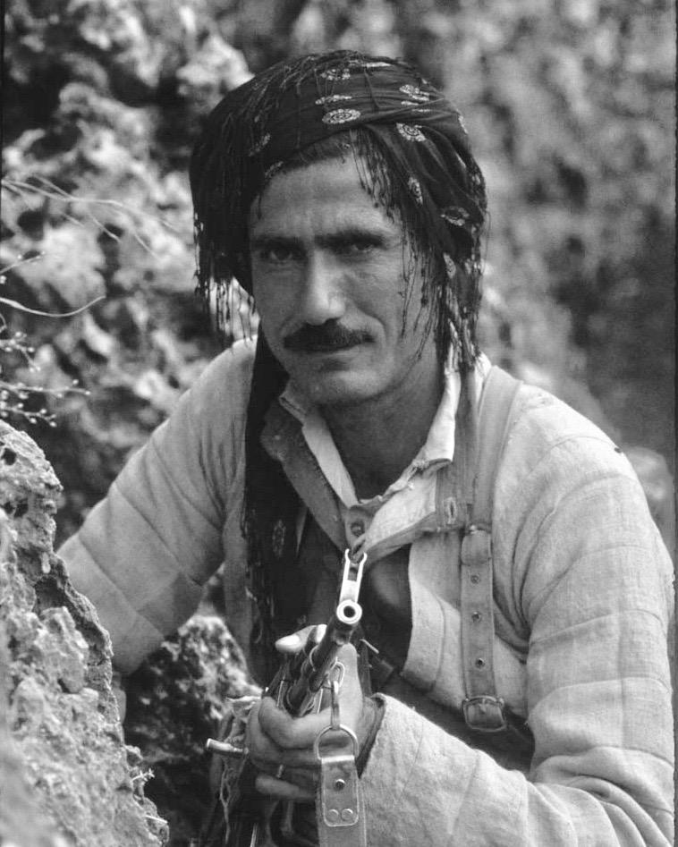 Durchs blutige Kurdistan