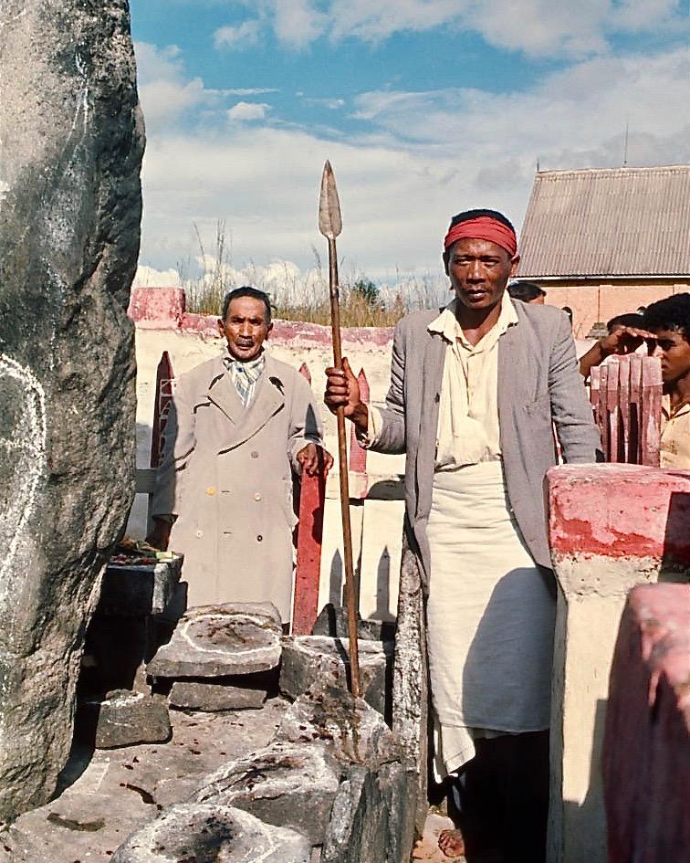 Die Revolution der kleinen Leute (Madagaskar)