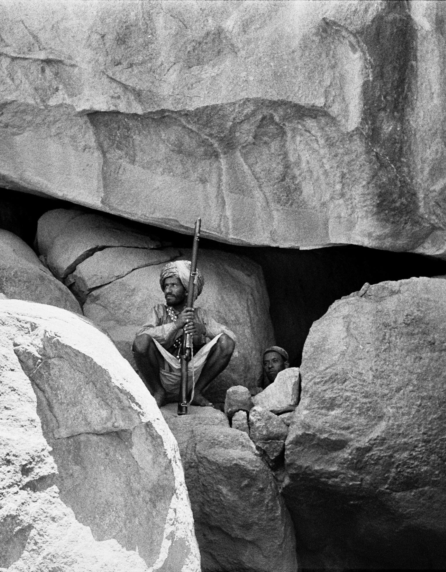 Ein Kriegsbericht aus dem Mittelalter: Eine Höhle für den König