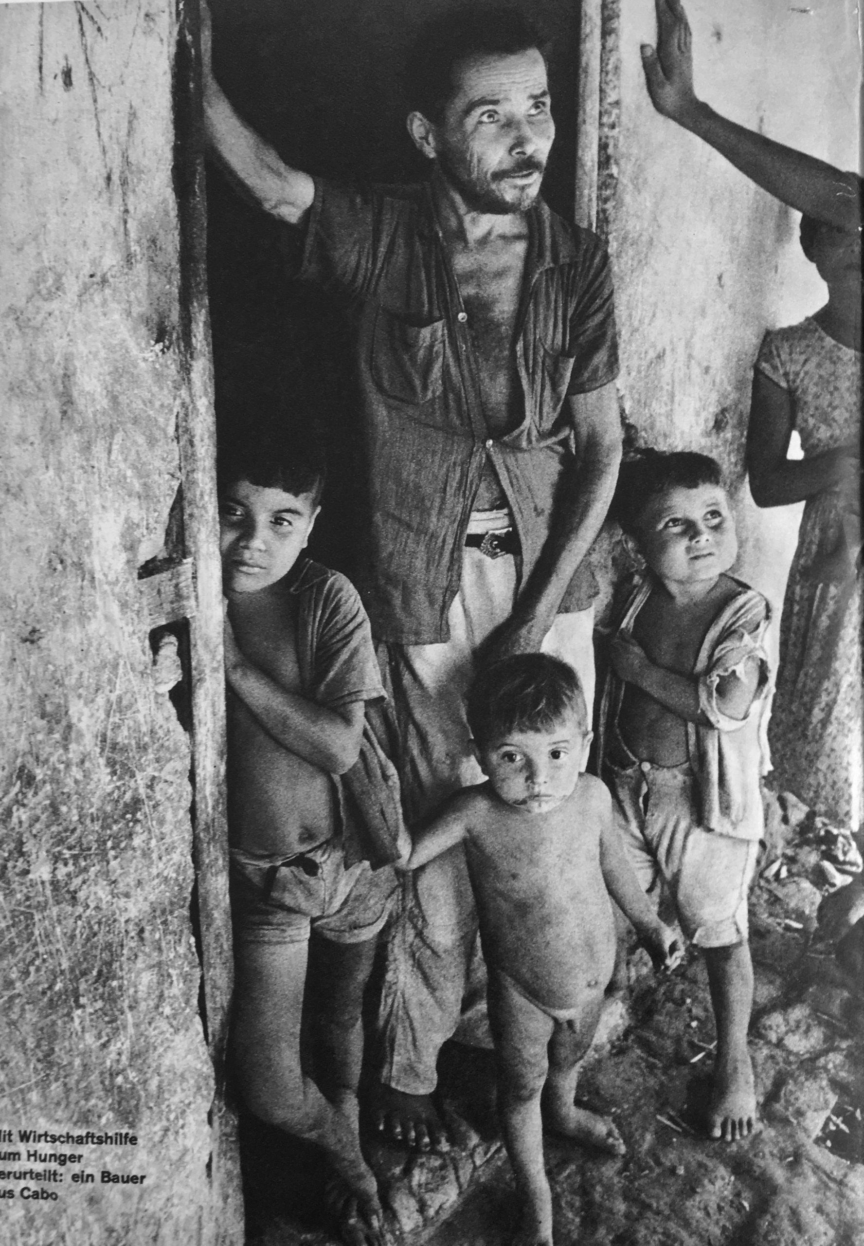 Bauernmord mit Wirtschaftshilfe